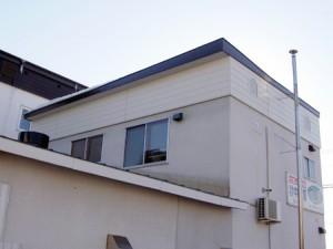 フラット屋根